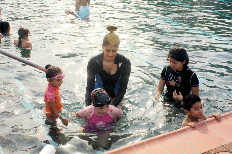 summer break, summer camp, summer, mexico, tecate, health retreat, health spa, summer activities, swimming, arts & crafts