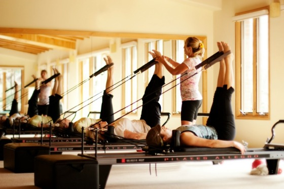 pilates, mat pilates, posture, good posture, fitness, health retreat, health spa