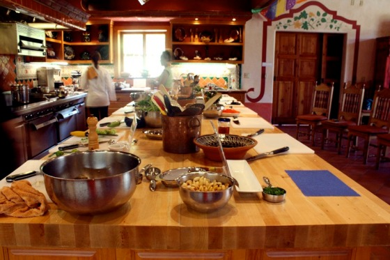 cooking class, sustainability, eco clean, organic farm, organic food, lia huber, nourish network, la cocina que canta, rancho la puerta, health retreat, health spa