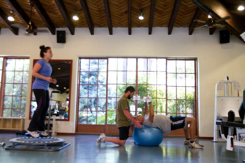 circuit training, work out, fitness, exercise, health, wellnes, health spa, health retreat, destination spa