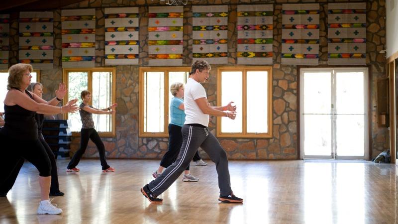 dance class, striptease, striptease class, health spa, destination spa, health retreat