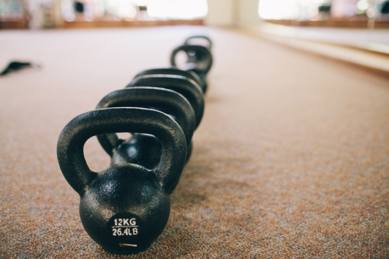 kettlebells, strength training, fitness, health, health spa, health retreat, destination spa