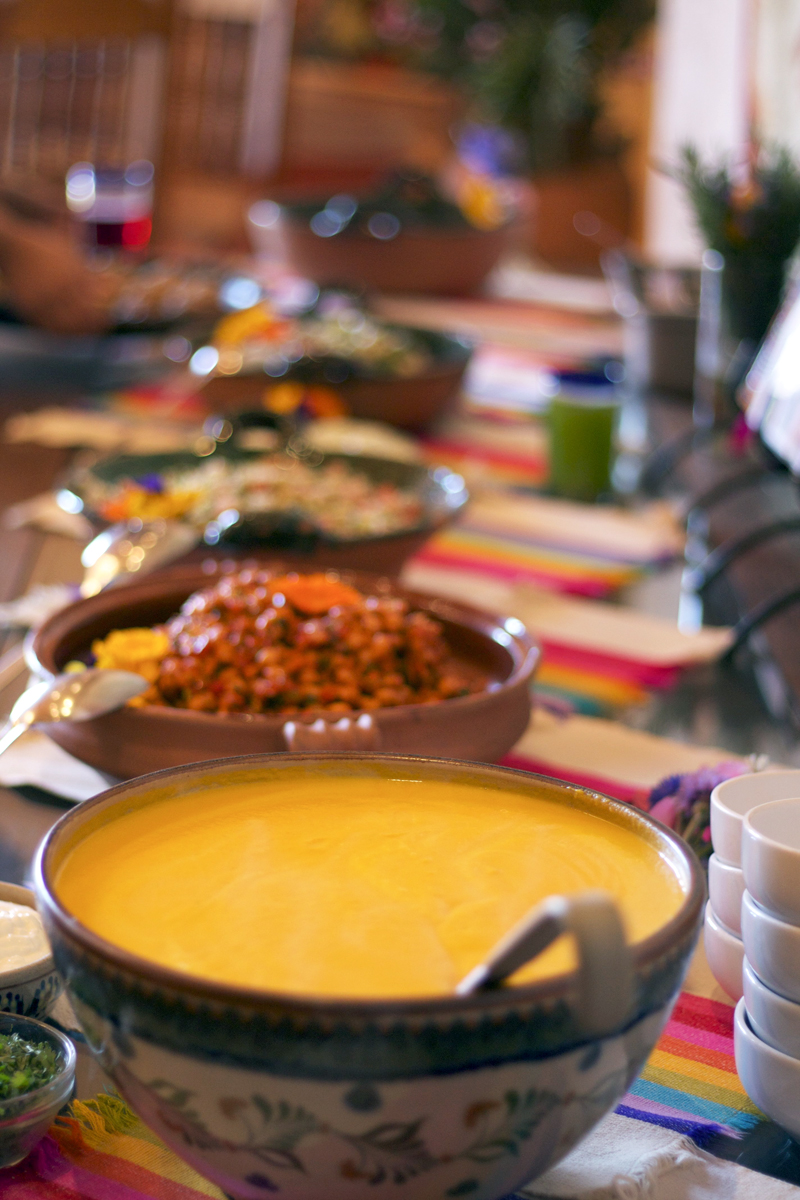 Learning to Cook Moroccan Cuisine at La Cocina Que Canta
